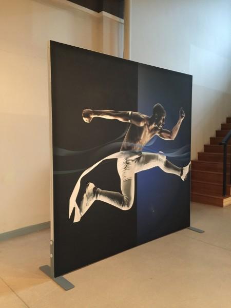 Digital Textiles Frames - Display Systems Australia